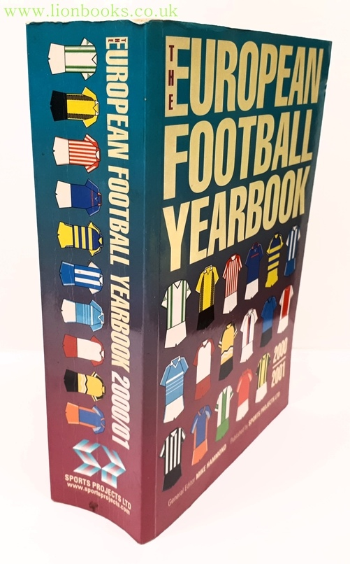 Image for The European Football Yearbook 2000-2001