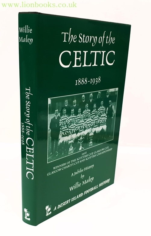 Image for Story of the Celtic,1888-1938