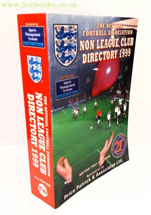 Image for The Non-League Club Directory 1999