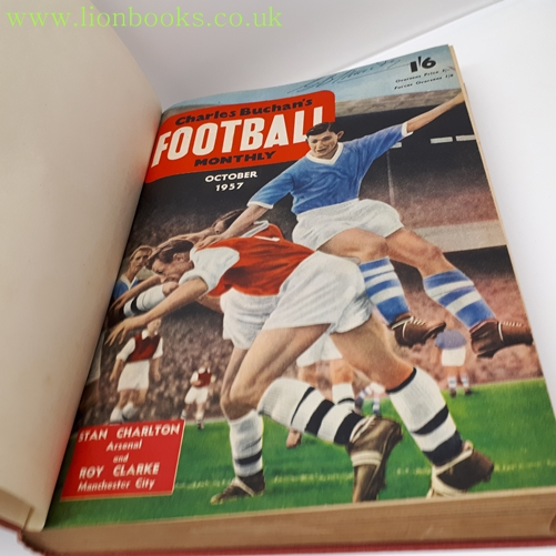Image for Charles Buchan's Football Monthly Oct 1957 - Sept 1958
