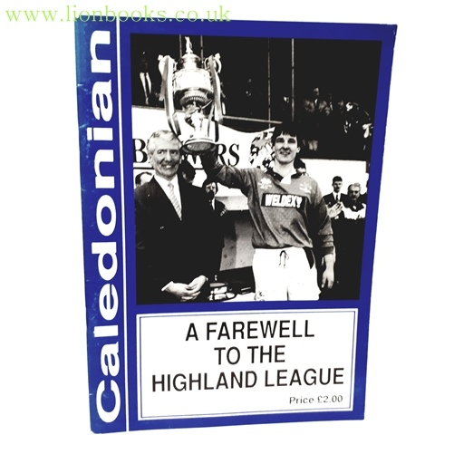 Image for A Farewell to the Highland League Caledonian
