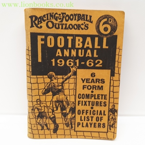 Image for Racing & Football Outlook's Football Annual 1961-62