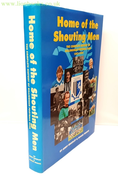 Image for Home of the Shouting Men