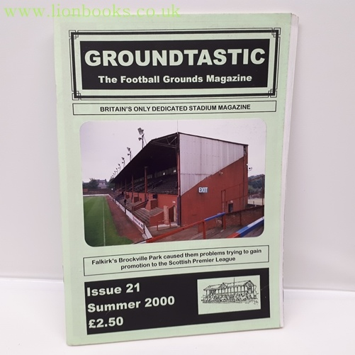 Image for Groundtastic Issue 21 Summer 2000