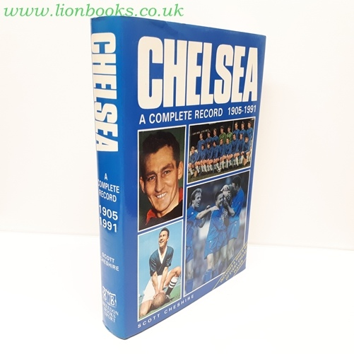 Image for Chelsea - a Complete Record 1905-1991
