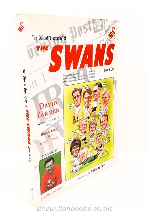 Image for The Swans, Town and City The Official Biography