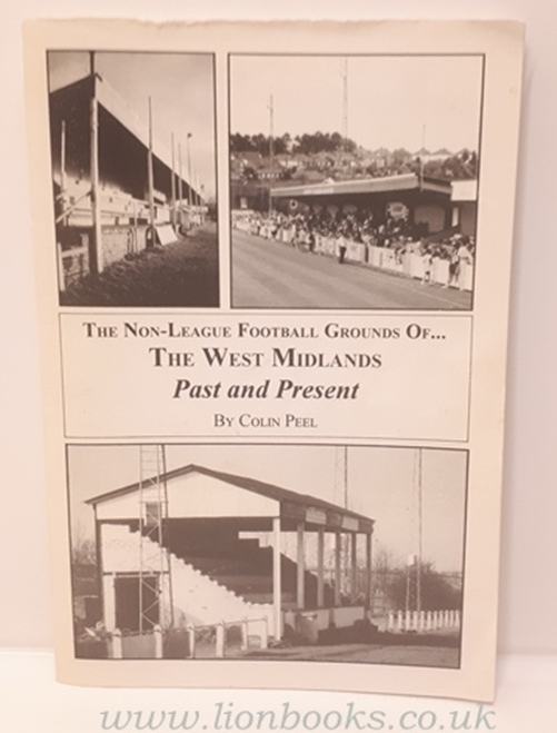 Image for The Non-League Football Grounds of the West Midlands