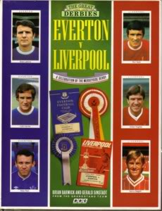 Image for The Great Derbies - Everton v Liverpool