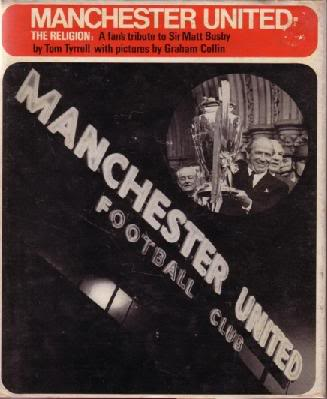 Image for Manchester United - the Religion