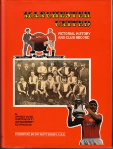 Image for Manchester United; Pictorial History and Club Record