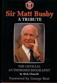 Image for Sir Matt Busby - A Tribute.