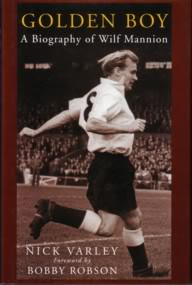 Image for Golden Boy: A Biography of Wilf Mannion
